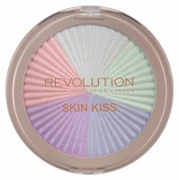 MAKEUP REVOLUTION - SKIN KISS - Highlighter - Rozświetlacz do twarzy - DREAM KISS - DREAM KISS