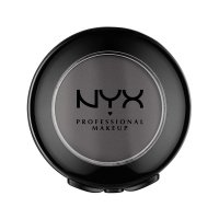 NYX Professional Makeup - Hot Singles Eye Shadow - Pojedynczy cień do powiek - 34 - RAVEN - 34 - RAVEN