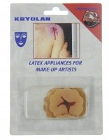KRYOLAN - LATEX APPLIANCES FOR MAKE-UP ARTISTS - Rana postrzałowa - Art. 7212