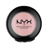 NYX Professional Makeup - Hot Singles Eye Shadow - Pojedynczy cień do powiek - 02 - PINK CLOUD - 02 - PINK CLOUD