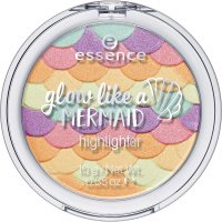 Essence - Glow Like a Mermaid - Highlighter - Rozświetlacz do twarzy