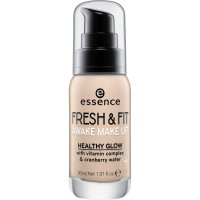 Essence - Fresh & Fit Awake Make Up - Podkład do twarzy - 20 FRESH NUDE - 20 FRESH NUDE