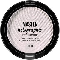 MAYBELLINE - Master Holographic Powder - PRISMATIC HIGHLIGHTER - Holograficzny rozświetlacz - 50
