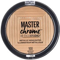 MAYBELLINE - Master Chrome - METALLIC HIGHLIGHTER - Metaliczny rozświetlacz