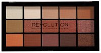 MAKEUP REVOLUTION - RE-LOADED - Paleta 15 cieni do powiek - ICONIC FEVER