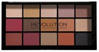 MAKEUP REVOLUTION - RE-LOADED - Zestaw 15 cieni do powiek - ICONIC VITALITY