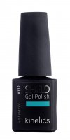 Kinetics - SHIELD GEL Nail Polish - Hybrydowy lakier do paznokci - 112 TOP OF THE WAVE - 112 TOP OF THE WAVE