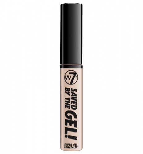 W7 - SAVED BY THE GEL! - SUPER GEL CONCEALER - Korektor w żelu
