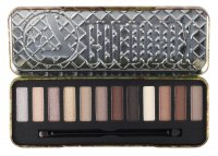 W7 - GOLDIBOX - Eye Colour Palette - Paleta 12 cieni do powiek