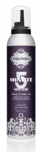 Fake Bake - 5 Minute Mousse - SELF-TAN - Pianka Opalająca w 5 minut