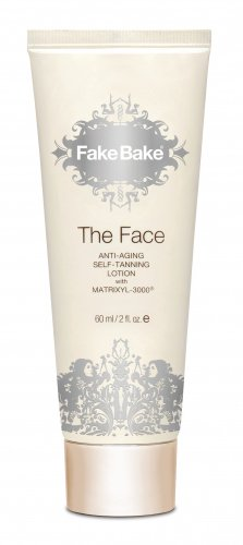 Fake Bake - The Face - ANTI-AGING SELF-TANNING LOTION WITH MATRIXYL-3000 - Samoopalacz do twarzy