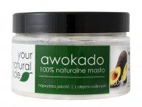Your Natural Side - 100% naturalne masło awokado - 100 ml