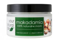 Your Natural Side - 100% naturalne masło makadamia - 100 ml