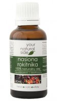 Your Natural Side - 100% naturalny olej z nasion rokitnika - 30 ml