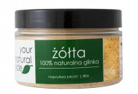 Your Natural Side - 100% naturalna glinka żółta - 100 g
