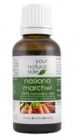 Your Natural Side - 100% naturalny olej z nasion marchwi - 30 ml