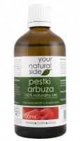 Your Natural Side - 100% naturalny olej z pestek arbuza - 100 ml