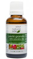Your Natural Side - 100% naturalny olej z pestek granatu - 30 ml