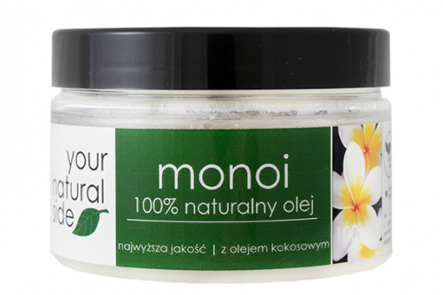 Your Natural Side - 100% naturalny olej monoi - 100 ml