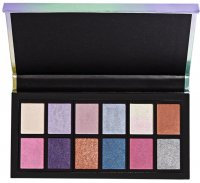 I Heart Revolution - UNICORN'S HEART - EYESHADOW PALETTE - Paleta 12 cieni do powiek