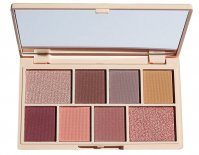 I HEART REVOLUTION - ROSE GOLD - MINI EYESHADOW PALETTE - Paleta 8 cieni do powiek