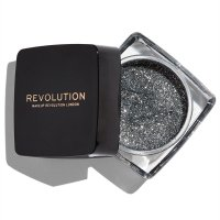 MAKEUP REVOLUTION - GLITTER PASTE POWDER - Brokat w żelu - ALL OR NOTHING - ALL OR NOTHING