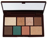 I HEART REVOLUTION - MINI EYESHADOW PALETTE - CHOC MINT - Zestaw 8 cieni do powiek