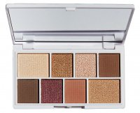 I HEART REVOLUTION - MINI EYESHADOW PALETTE - NUDES - Zestaw 8 cieni do powiek