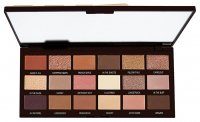 MAKEUP REVOLUTION - NUDES EYESHADOW PALETTE - Paleta 18 cieni do powiek