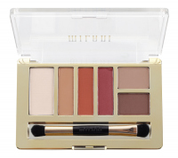 MILANI - Eyeryday Eyes Eyeshadow Collection - 09 MODERN MATTES - Paleta cieni do powiek