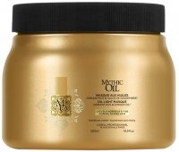 L'Oréal Professionnel - MYTHIC OIL - OIL LIGHT MASQUE - Maska do włosów cienkich i normalnych - 500 ml