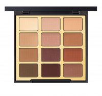 MILANI - Most Loved Mattes - Eyeshadow Palette - 01 - Paleta 12 cieni do powiek