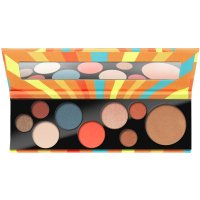 Essence - BORN AWESOME Eye & Face Palette - Paleta do makijażu oka i twarzy