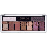Catrice - THE BLAZING BRONZE COLLECTION EYESHADOW PALETTE - Paleta 9 cieni do powiek