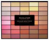 MAKEUP REVOLUTION - 40 COLOUR SPECTRUM Face Palette - Paleta do makijażu twarzy