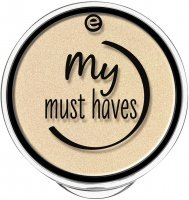 Essence - MY MUST HAVES - HOLO POWDER EYESHADOW - Holograficzny cień do powiek