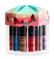 NYX Professional Makeup - Whipped Wonderland Soft Matte Mettalic Lip Cream Set - Zestaw prezentowy pomadek do ust