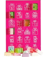 Bomb Cosmetics - The Bomb Advent Calendar - Kalendarz Adwentowy z kosmetykami do kąpieli - THE BOMB