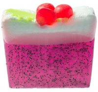 Bomb Cosmetics - Handmade Soap with Essential Oils - Xmas Pud - Mydło glicerynowe - PUDDING