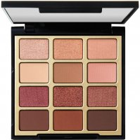 MILANI - Pure Passion - Eyeshadow Palette - 04 - Paleta 12 cieni do powiek