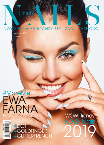 Nails Trendy - WOW! Trendy LOVE Nails - No1/2019