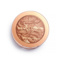 MAKEUP REVOLUTION - RE-LOADED HIGHLIGHTER - Rozświetlacz do twarzy - TIME TO SHINE - TIME TO SHINE