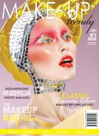 Magazyn Make-Up Trendy - THE MAKEUP DAY 2019 POLAND - No1/2019