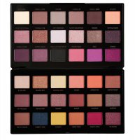 MAKEUP REVOLUTION - By Petra Eyeshadow Palette - Paleta 36 cieni do powiek