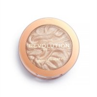MAKEUP REVOLUTION - RE-LOADED HIGHLIGHTER - Rozświetlacz do twarzy - JUST MY TYPE - JUST MY TYPE