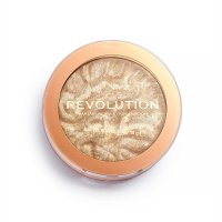 MAKEUP REVOLUTION - RE-LOADED HIGHLIGHTER - Rozśweitlacz do twarzy - REISE THE BAR - REISE THE BAR