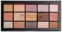 MAKEUP REVOLUTION - RE-LOADED - Zestaw 15 cieni do powiek - FUNDAMENTAL