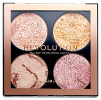 MAKEUP REVOLUTION - CHEEK KIT - Zestaw do konturowania