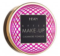 HEAN - AFTER MAKE-UP CASHMERE POWDER - Kaszmirowy puder utrwalający