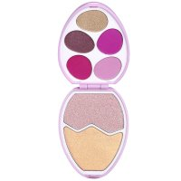 I Heart Revolution - Easter Egg Face and Shadow Palette - Zestaw do makijażu twarzy - CANDY